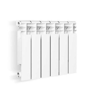 Радиатор алюминиевый литой Oasis 350/80/10 секций