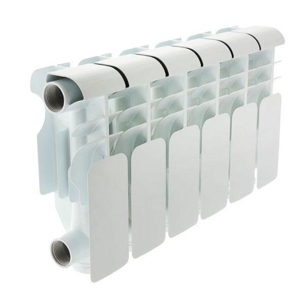 Радиатор алюминиевый литой Oasis 200/100/6 секций
