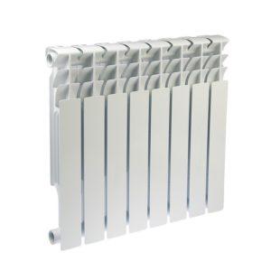 Радиатор алюминиевый литой Oasis 500/80/10 секций