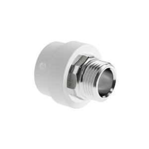 Муфта комбинированная по ключ НР 40*1.1/4″ SLT Aqua
