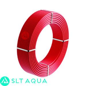 Труба 16 PE-RT из однослойного, термостойкого полиэтилена SLT AQUA