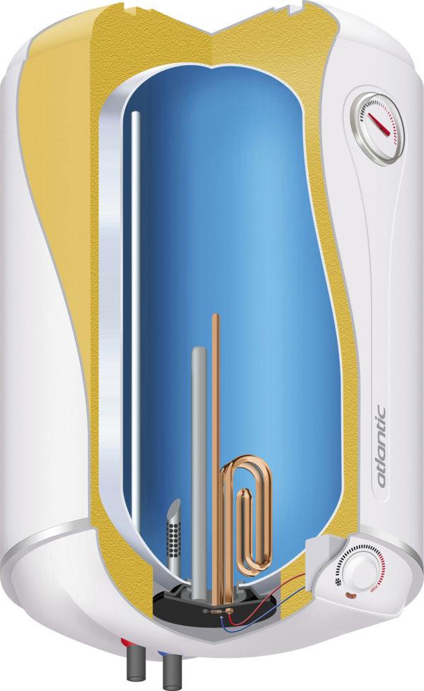 Электрический водонагреватель ATLANTIC OPRO TURBO 50 6